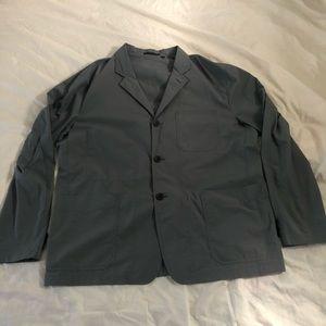 UNIQLO Lightweight Blazer Overshirt